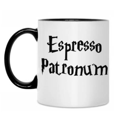 Кружка Espresso patronum