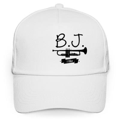 "Кепка бейсболка ""B.J. I like"""