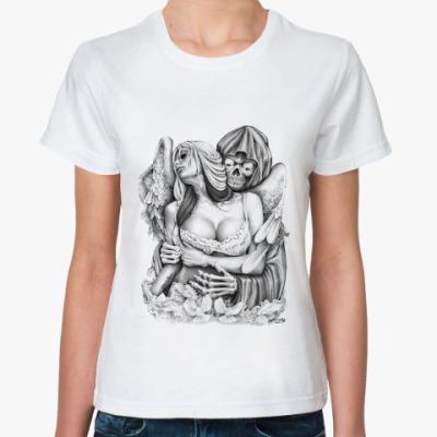 Классическая футболка Reaper Embrace