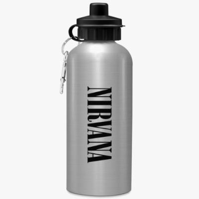 Спортивная бутылка/фляжка Nirvana