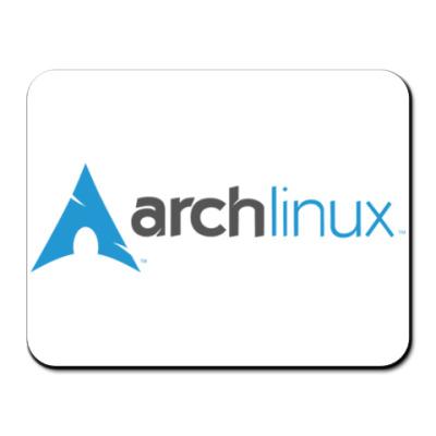 Коврик для мыши Arch Linux