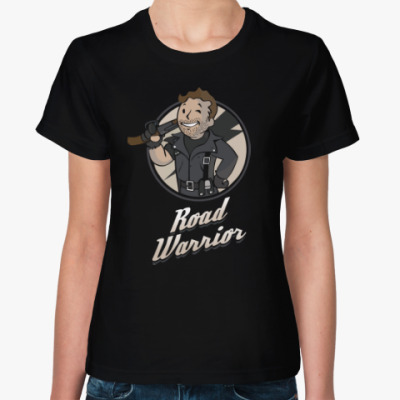 Женская футболка Fallout  Mad Max