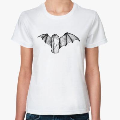 Классическая футболка Batcan