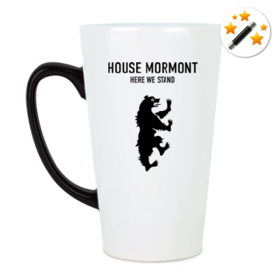 Кружка-хамелеон House Mormont