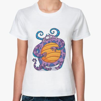 Классическая футболка Monstarrr
