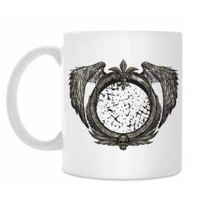 Кружка Крылатый герб