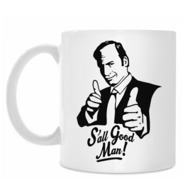 Кружка Better Call Saul