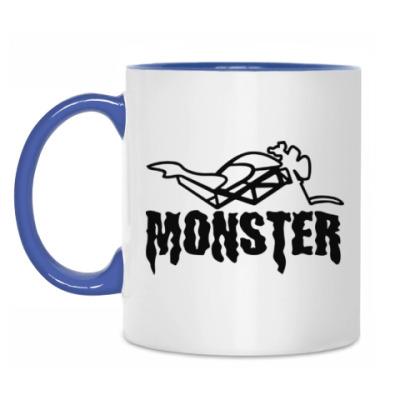 Кружка Monster