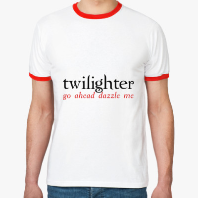Футболка Ringer-T Twilighter
