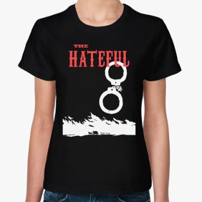 Женская футболка Омерзительная Восьмерка