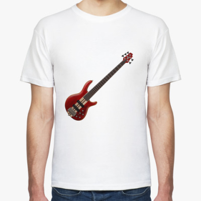 Сort bass guitar