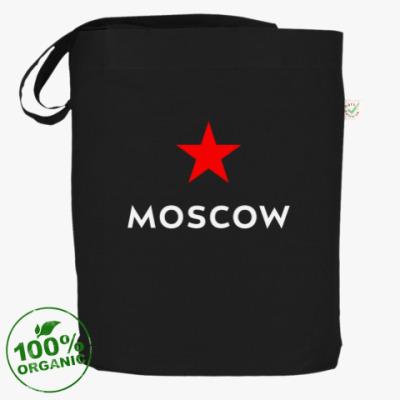 Сумка логотип Москвы