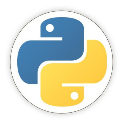Костер (подставка под кружку) Python