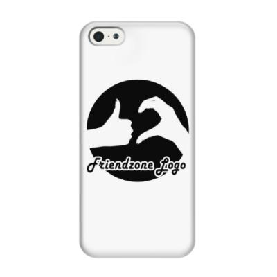 Чехол для iPhone 5/5s Friendzone logo