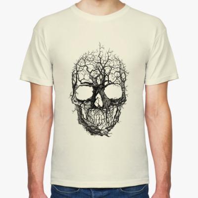 Футболка Tree Skull