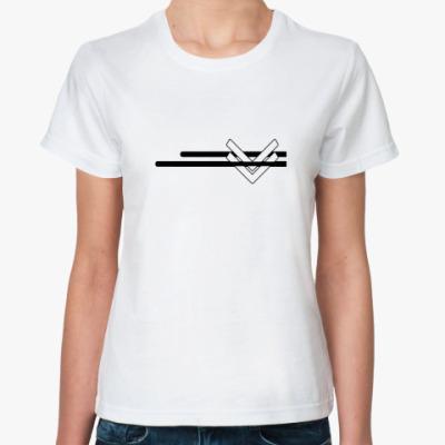 Классическая футболка Liberte Zollenz