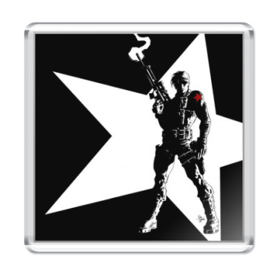 Магнит Winter Soldier