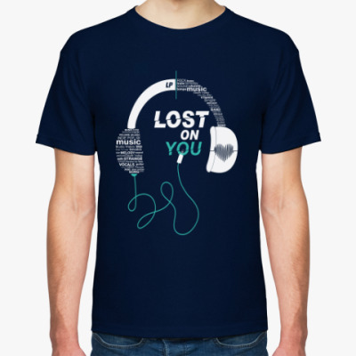 Футболка Lost On You