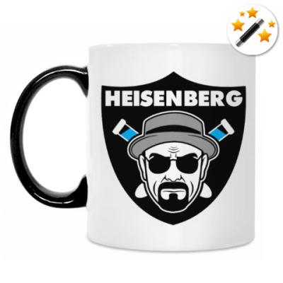 Кружка-хамелеон Heisenberg (Breaking Bad)
