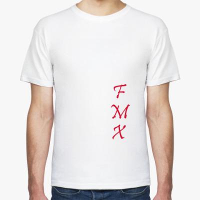 Футболка fmx