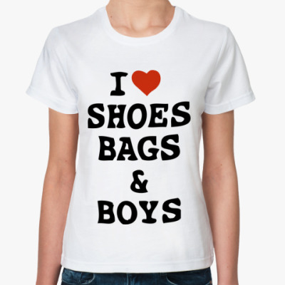 I ♥Shoes, Bags & Boys