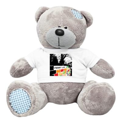 Плюшевый мишка Тедди Мишка The Beatles - Penny Lane