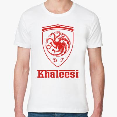 Футболка из органик-хлопка Khaleesi Ferrari