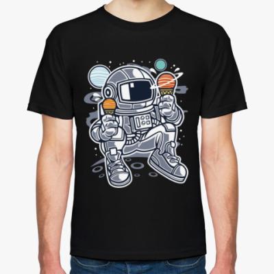 Футболка Космонавт с мороженым ( Astronaut Ice Cream )