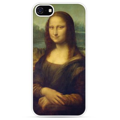 Чехол для iPhone Джоконда