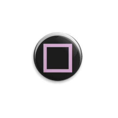 Значок 25мм Dualshock Square