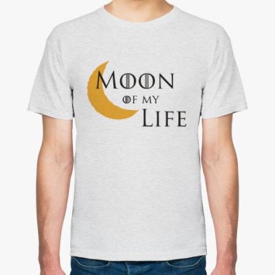 Футболка Луна моей жизни