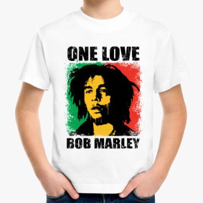 Детская футболка 'Bob Marley'