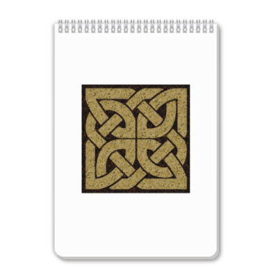 Блокнот Кельтский символ