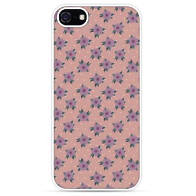 Чехол для iPhone Цветы