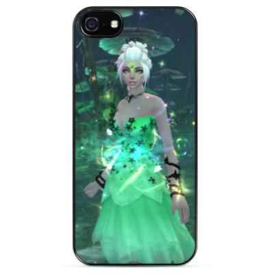 Чехол для iPhone Болотная фея