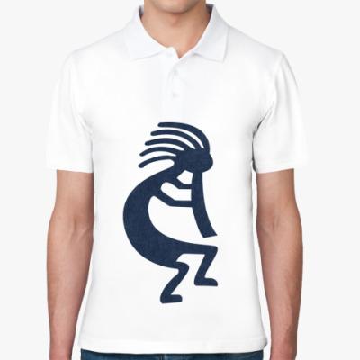 Рубашка поло Индеец