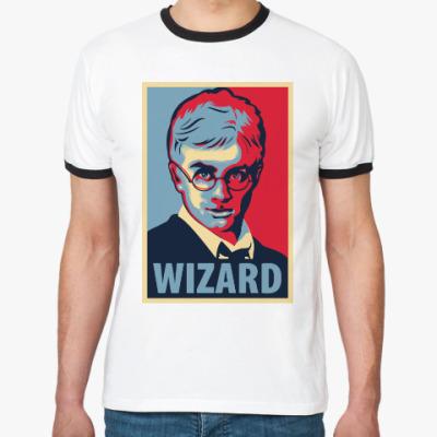 Футболка Ringer-T Wizard