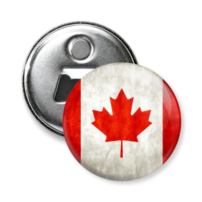 Магнит-открывашка Канада