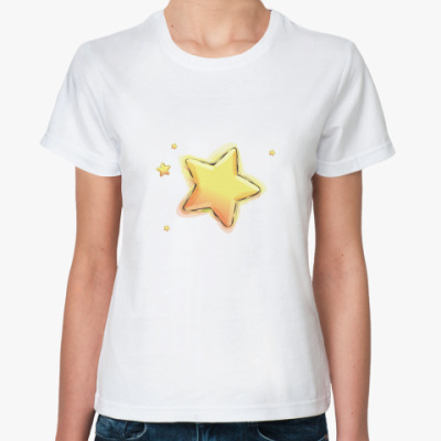 Классическая футболка Звезда