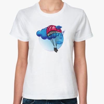 Классическая футболка Д-6