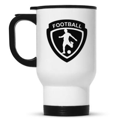 Кружка-термос Футбол