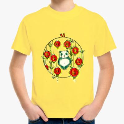 Детская футболка Пожелание Счастья