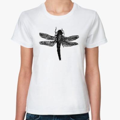 Классическая футболка Dragonfly