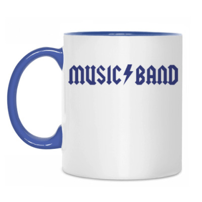 Кружка Music Band