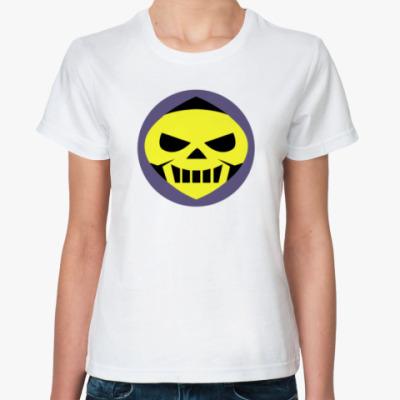 Классическая футболка  Death
