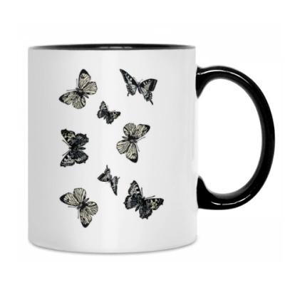 'Стайка бабочек'