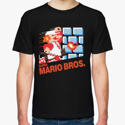Футболка Super Mario Bros