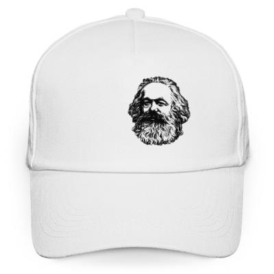 Кепка бейсболка   Карл Маркс