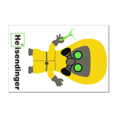 Наклейка (стикер) Heisendinger