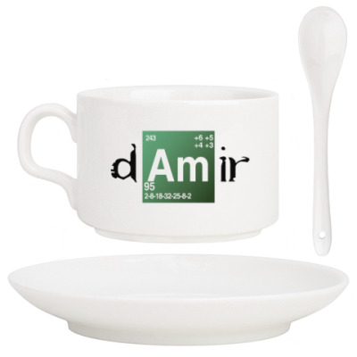 Кофейный набор Дамир ('Во все тяжкие')